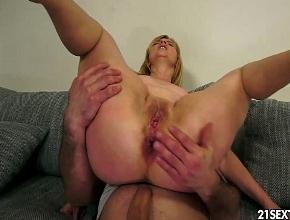 A mi edad lo que más placer me da es el sexo anal