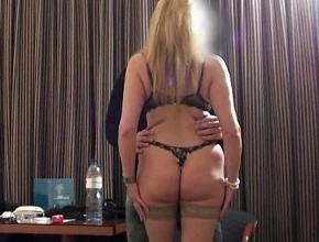 Gordita española adicta al sexo se folla a todo lo que pilla