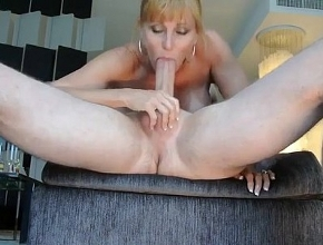 Matrimonio amateur disfrutando del sexo oral en un 69