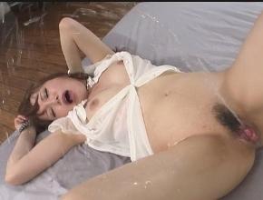 Follar por primera vez con dos hombres le provoca intensos orgasmos
