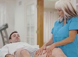 Mi fisioterapeuta supo como levantarme el ánimo sin medicamentos